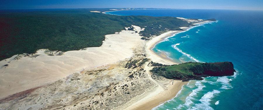 Hervey Bay Tour To Fraser Island