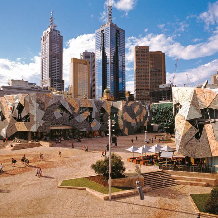 Victoria Square Apartments Melbourne