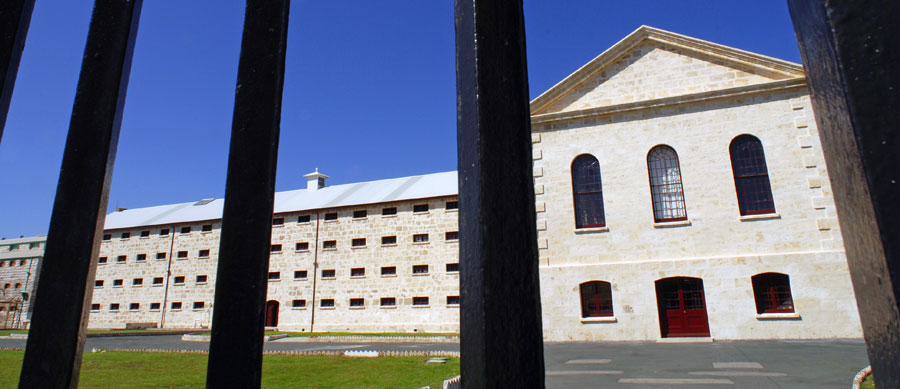TWA Fremantle Prison 900