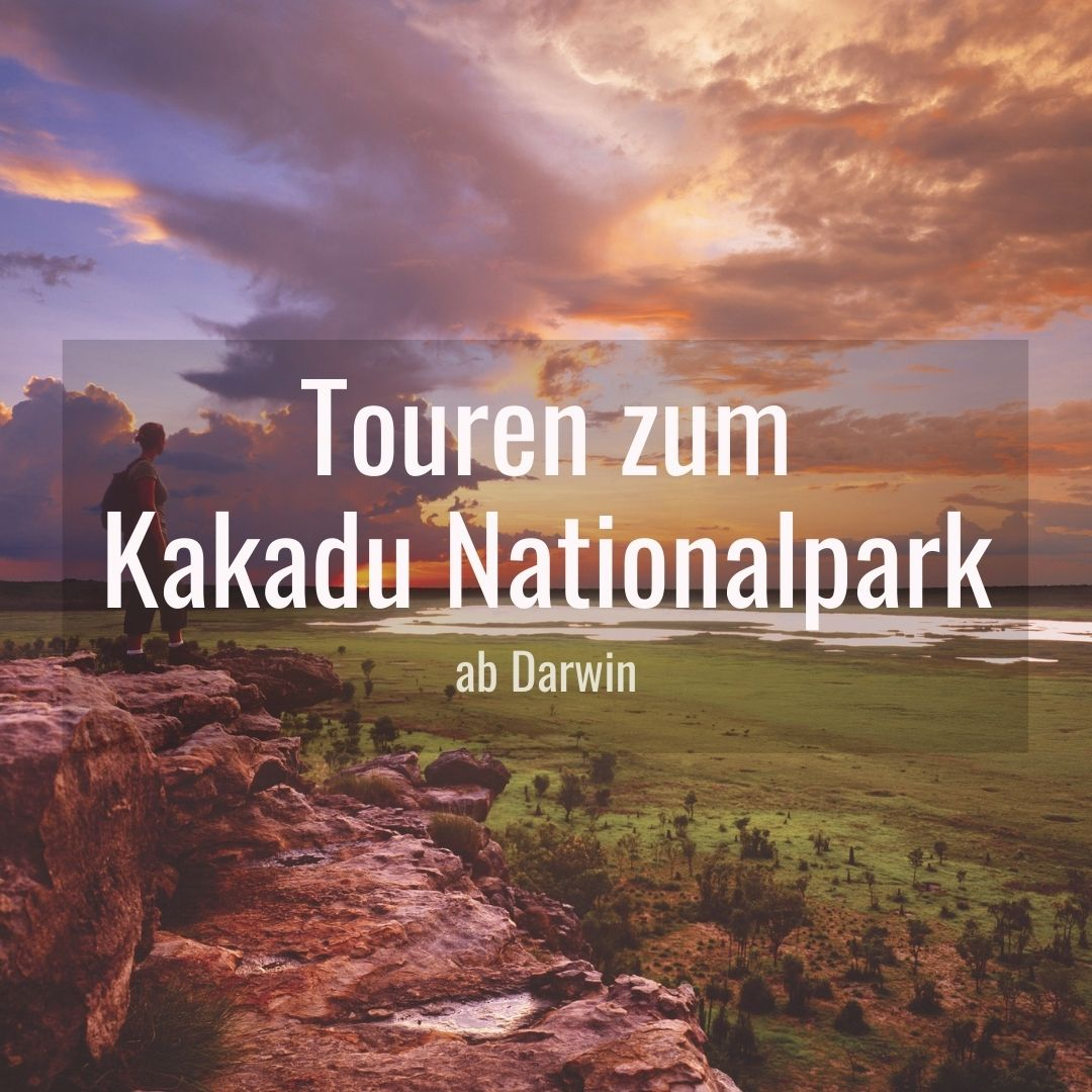 Touren zum Kakadu Nationalpark