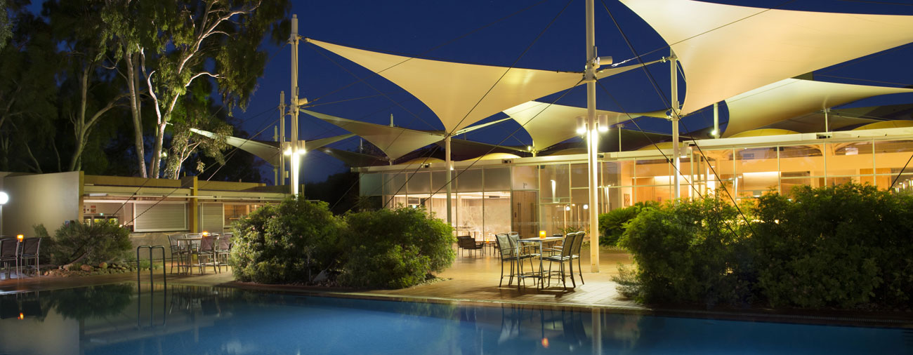 Sails in the Desert Hotel Yulara