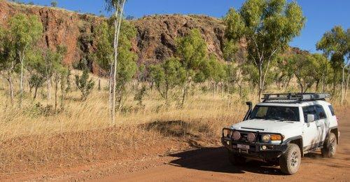 6 Tage Alice Springs → Uluru im Geländewagen