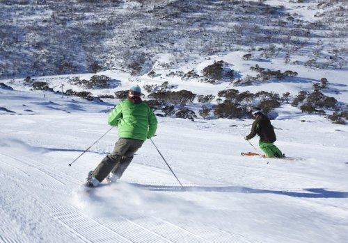 Thredbo - kleiner Ort mit großem Skiangebot