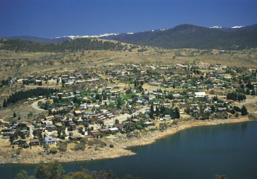 Jindabyne - das Tor in die Snowy Mountains