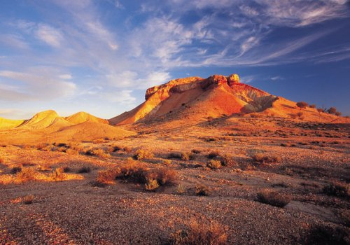 Rainbow Valley & Simpson Desert