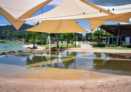 Die Lagune von Airlie Beach