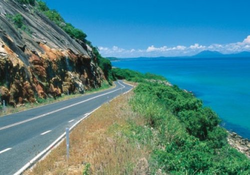 Der Great Barrier Reef Drive