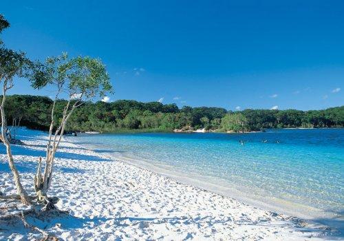 3 Tage Fraser Island mit Hotel-Übernachtung