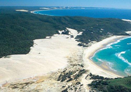2 Tage Fraser Island Tour mit Lodge-Übernachtung