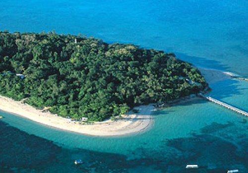 Queensland-Inseln Tops & Flops