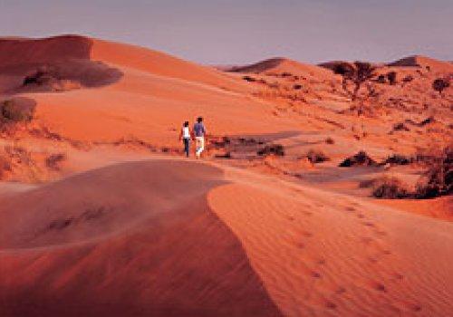 Die Durchquerung der Simpson Desert in Australien