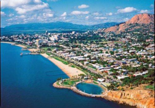 Badespaß in Townsville