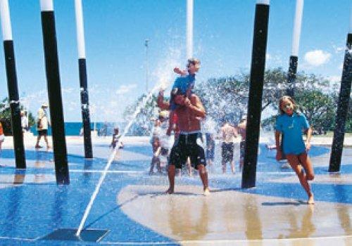 Kings Beach Pool in Caloundra