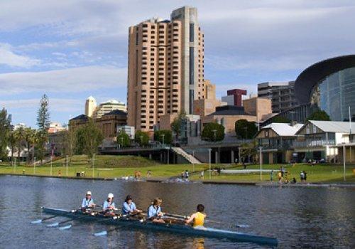 Adelaide - Plädoyer für eine trockene Stadt im Süden