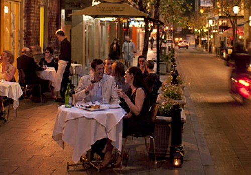 Essen & Trinken in Adelaide