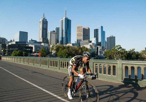 Victoria mit dem Fahrrad erkunden