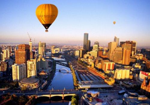 Kleiner Melbourne-Guide