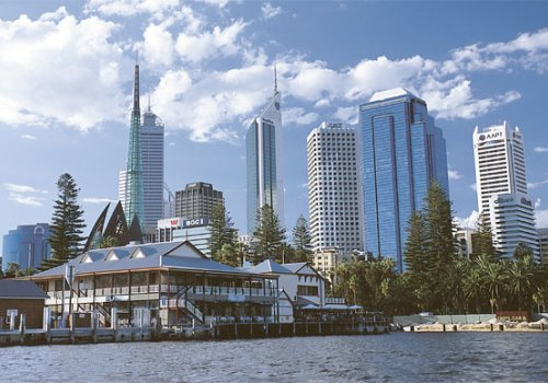 Kleiner Perth Guide