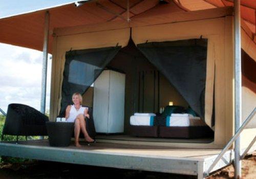 Camping in Westaustralien