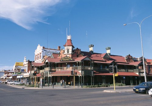 Australiens Goldenes Outback