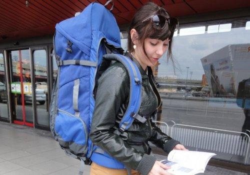 Mehr als 20 kg Gepäck bereitet Probleme