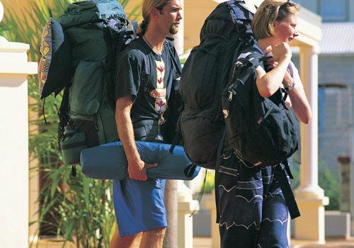 Welche Gepäckteile sind nötig?