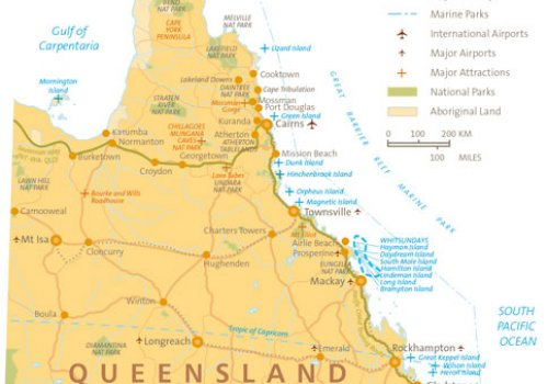 Fakten über Queensland