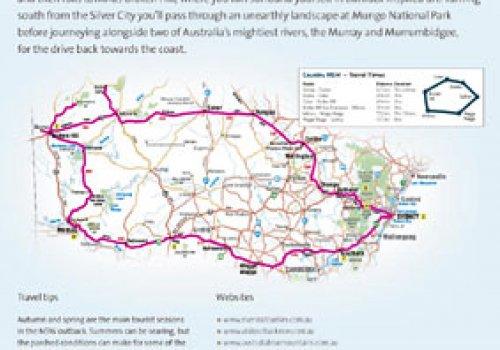 Routen-Vorschläge zum Download