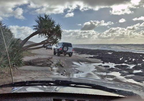 3 Tage Fraser Island Camping-Tour