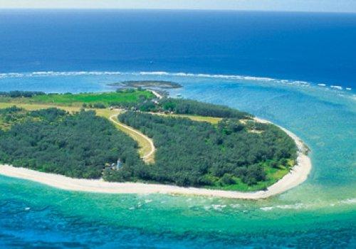 1-5 Tage Lady Elliot Island (Tour mit Flug)