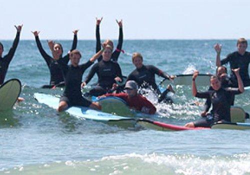 """Surfen - Spaß, Lifestyle und ein """"MUSS"""" in Australien"""