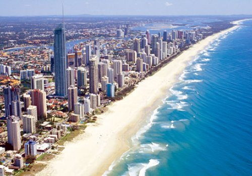Sprachschule in Surfers Paradise