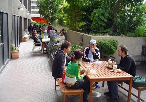 Sprachschule in Brisbane II