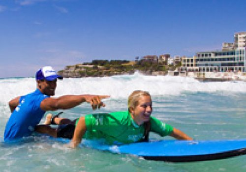 Privat Surfcoaching