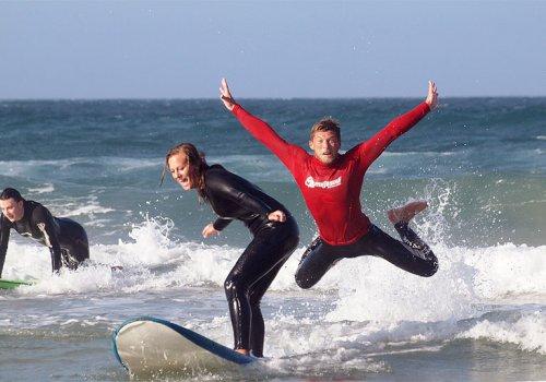 Wochenend Surfkurse