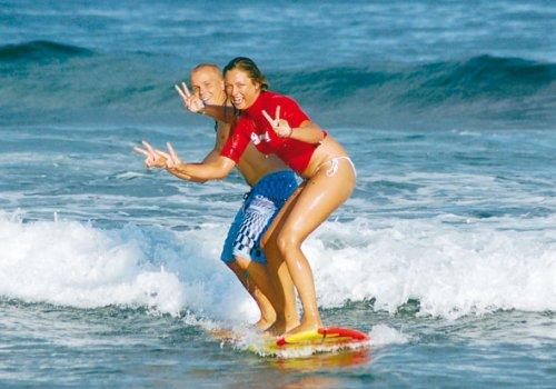 6-15 Tage Surf Adventure Kurse ab Sydney