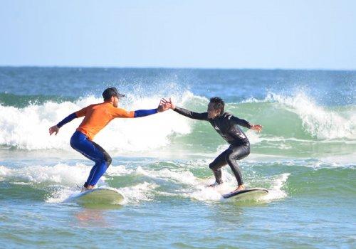 8 Wochen Surf College