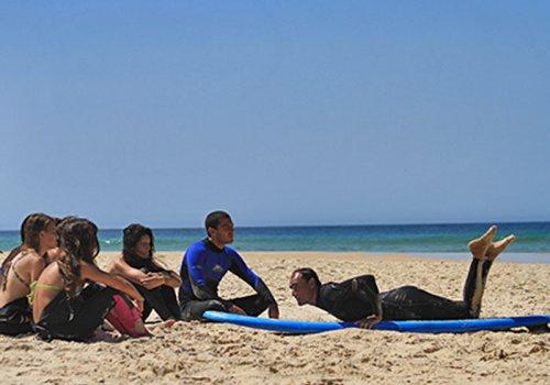 12 Wochen Surf College