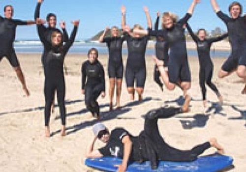 Surf Adventure Kurse
