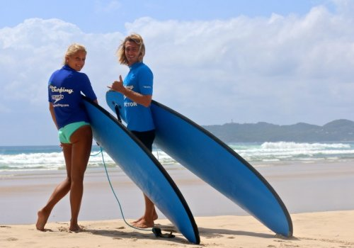 3-6 Tage Byron Bay Surf-Pass