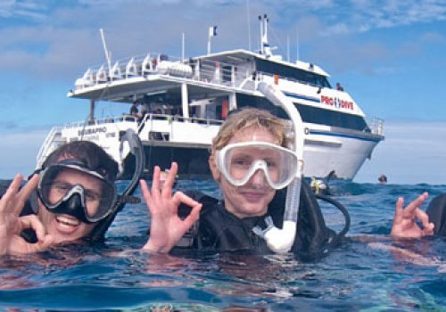 3 Day 2 Night Liveaboard Dive & Snorkel Trip