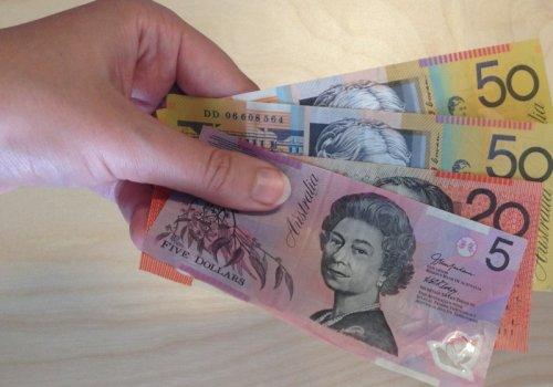 Geld preiswert nach Australien überweisen