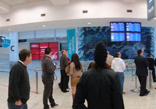 WLAN & Internet an Flughäfen