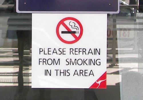 Rauchen in Australien