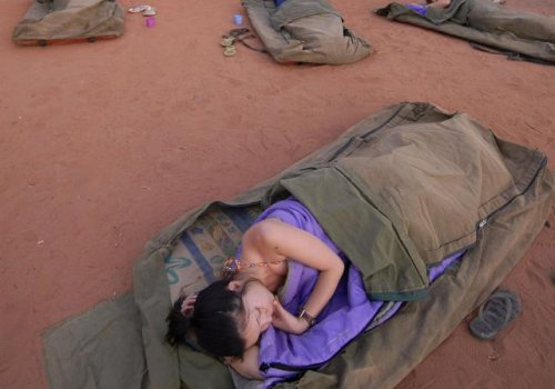 Schlafsack - ja oder nein?
