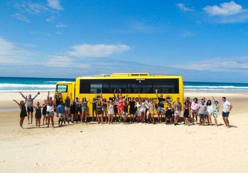 3 Tage Fraser Island Tour mit Lodge od. Hotel-Übernachtung