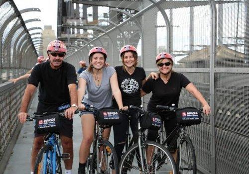 Fahrradtour durch Sydney