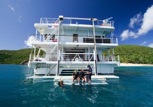 Cruise durch das Great Barrier Reef ab Cairns