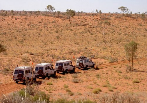 19 Tage Tour entlang der Canning Stock Route