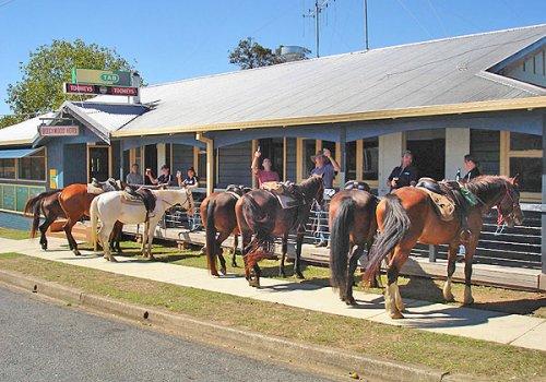 Reitabenteuer mit Farmstay in NSW